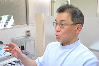 新井歯科医院 院長 新井 雅晴